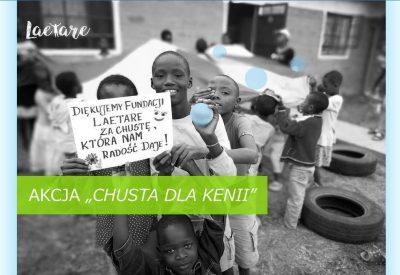 Fundacja Laetare_chusta dla kenii