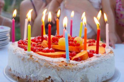FUNDACJA LAETARE cake
